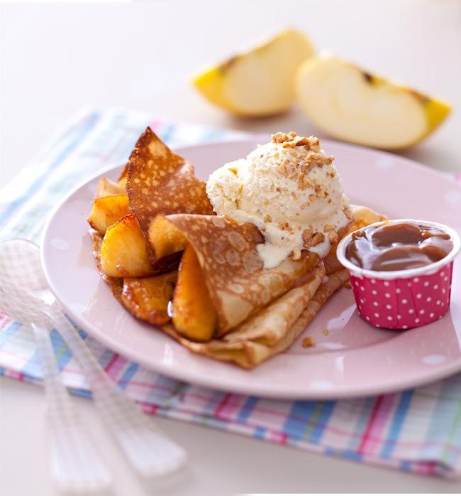 MAIZENA_Crêpe pomme carame au beurre salé_HD 2