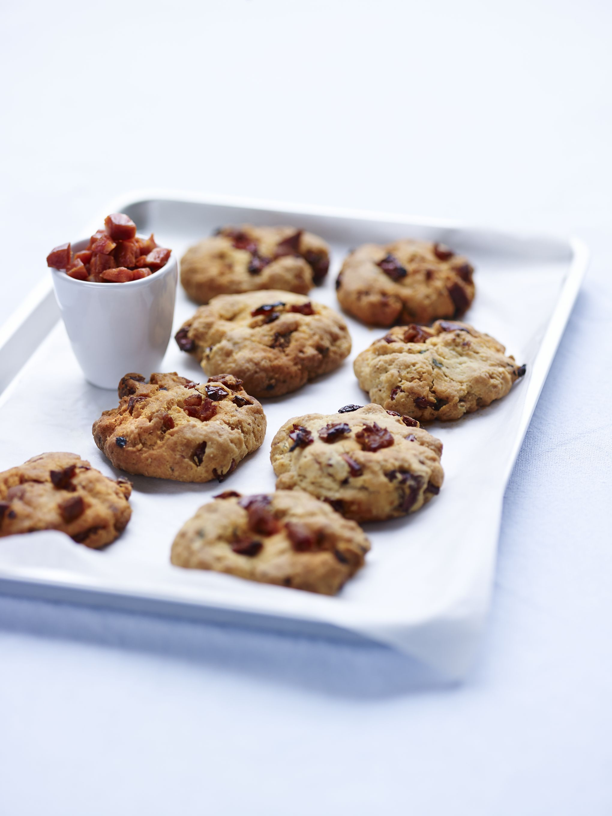 AOSTE - Cookies Chorizo (c)Jean-Claude Amiel
