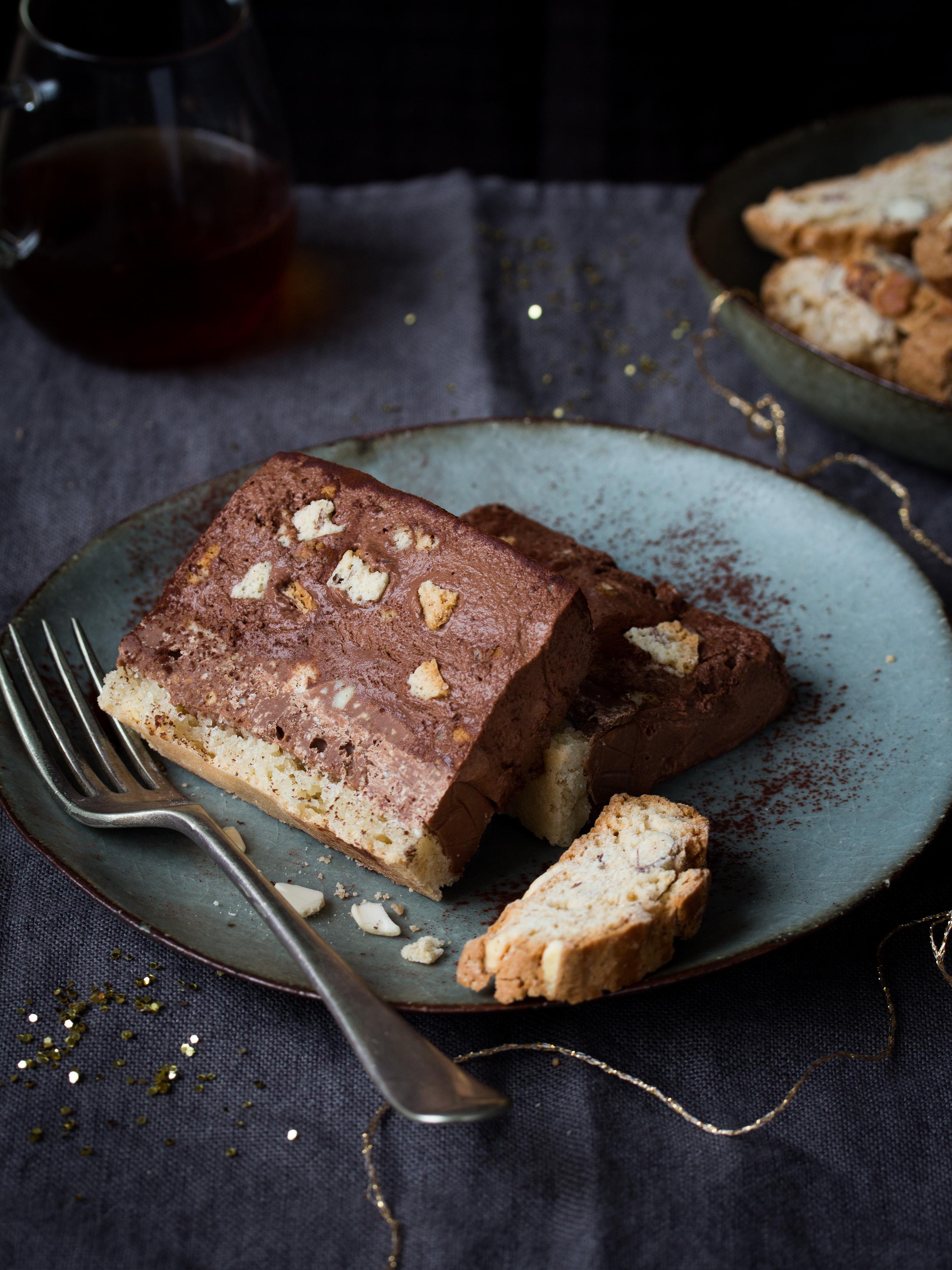 PralinÇ chocolat aux croquants ∏Biscuits & GÉteaux de France - Sandra Mahut