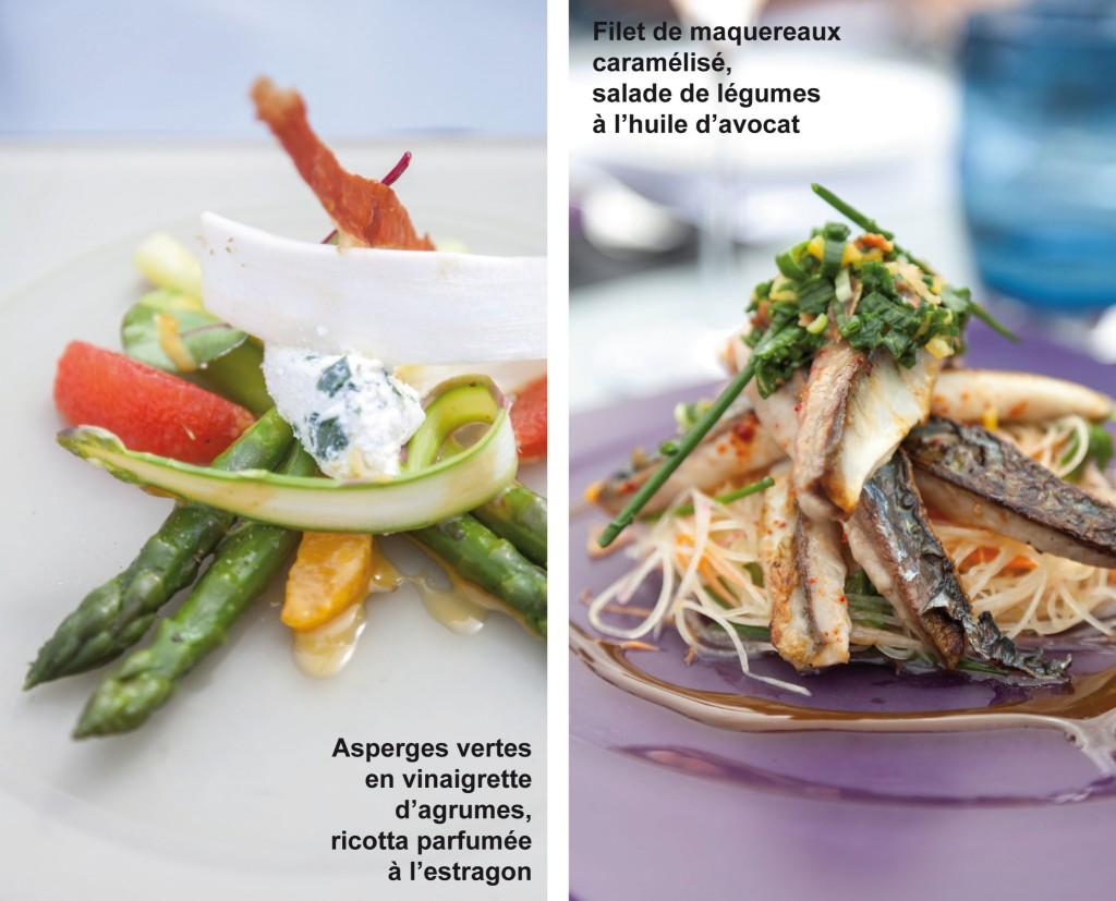 Copyright Maeva Destombes Restaurant L Angelus Antibes Aromath Rapie Cuisine Savoureuse Originale Plat Dessert Angelus 1