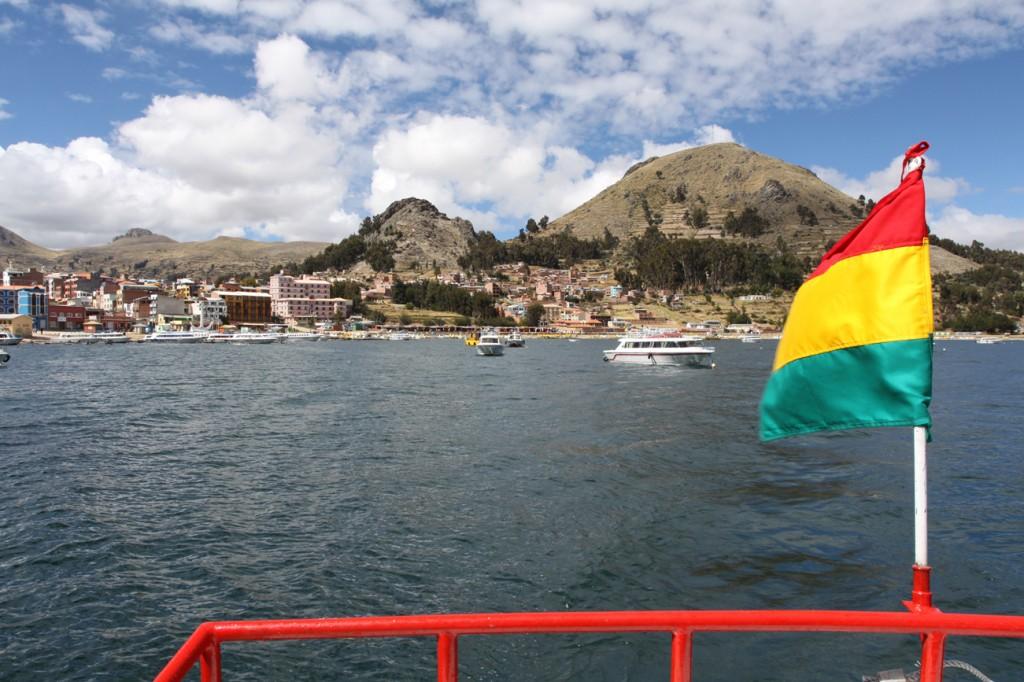 Bolivie Lago Titicaca 2 Lac Titicaca
