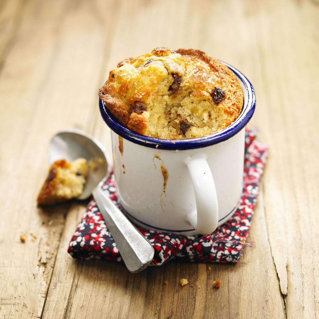mug cake banane et madeleine maxi p 233 pites d 233 lices