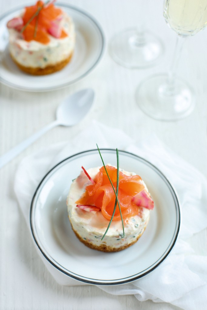 Cheesecake au saumon - Bonneterre