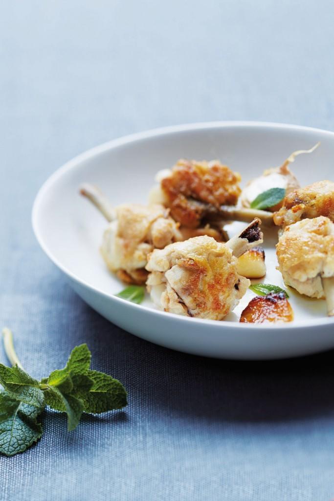 Recette-Pilons de poulet-ChicoreeLeroux