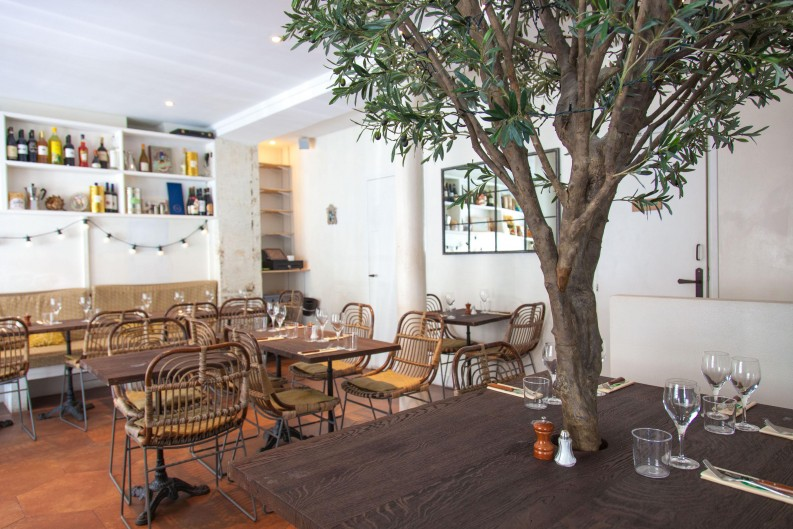 restaurant la cicciolina le vrai go t de l italie d lices. Black Bedroom Furniture Sets. Home Design Ideas