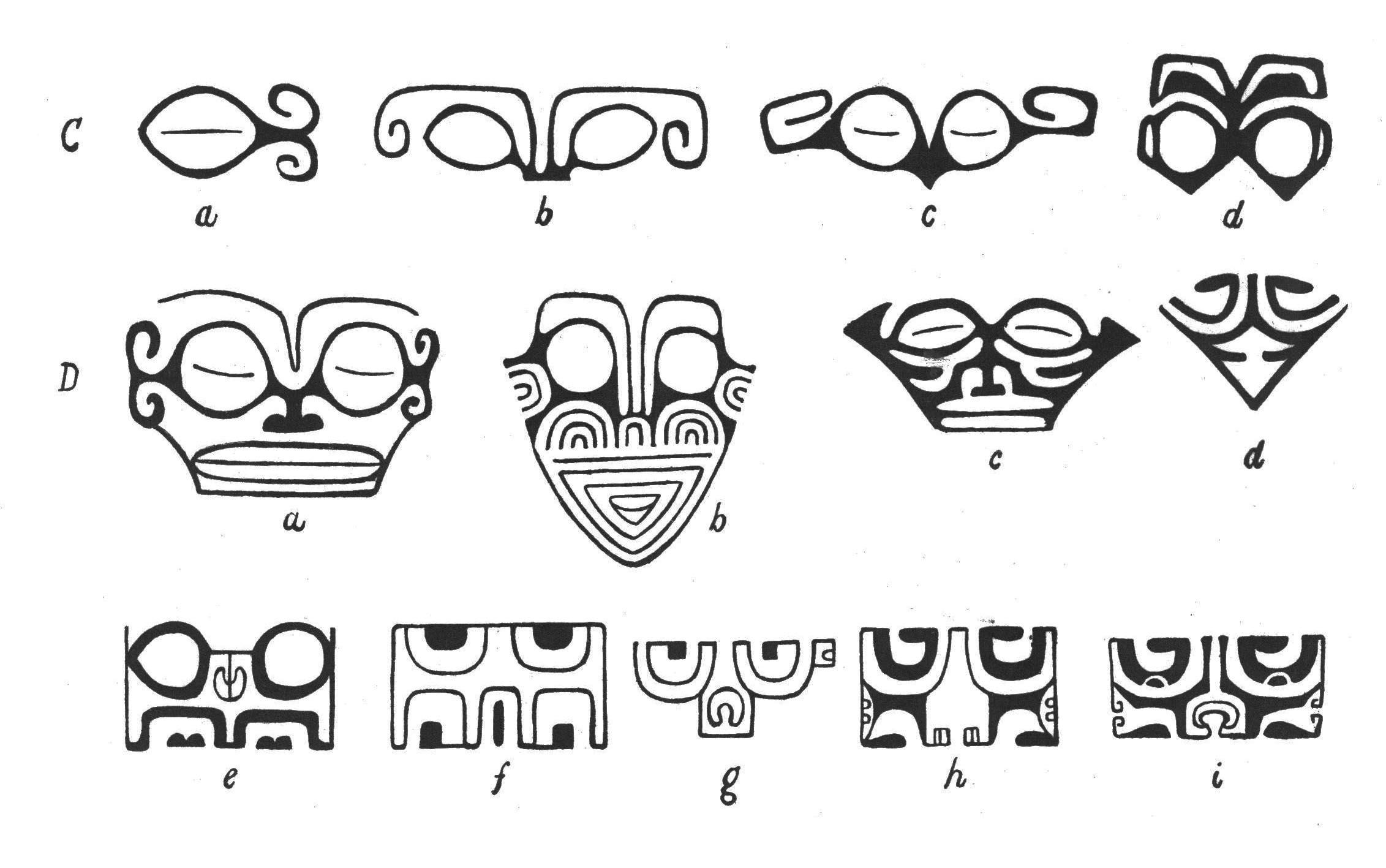 tatouage polynesien animaux