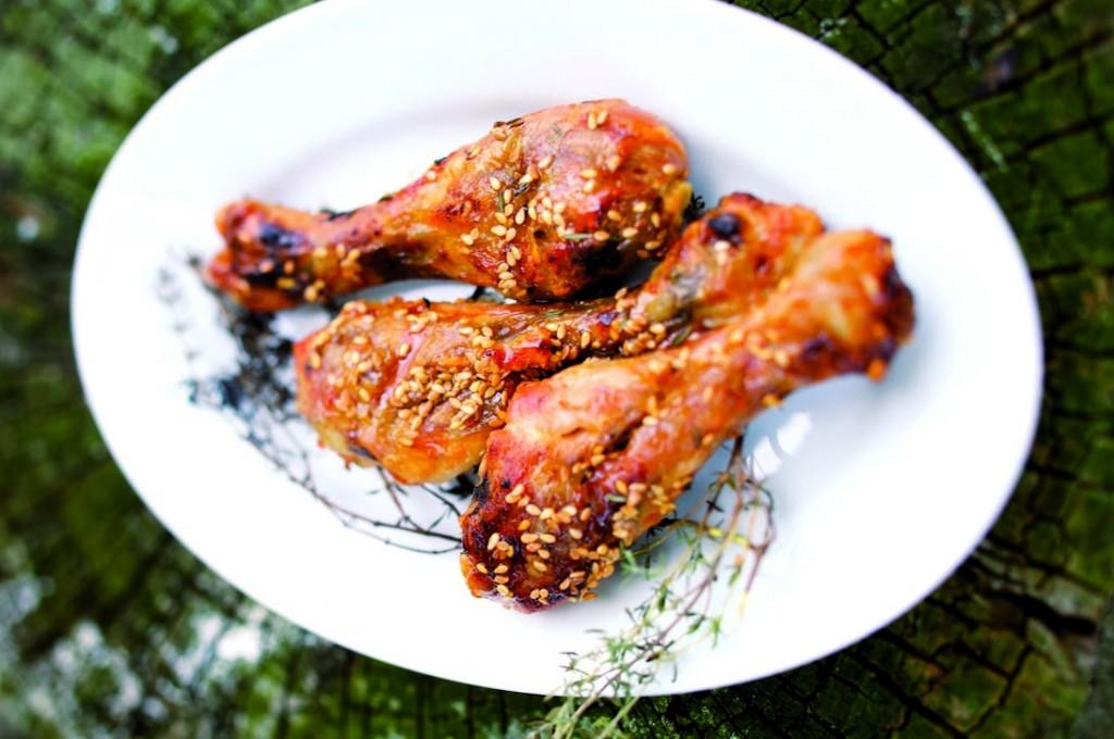 RECETTE SYNALAF_Cuisses de poulet Label Rouge au sesame et sauce soja-2