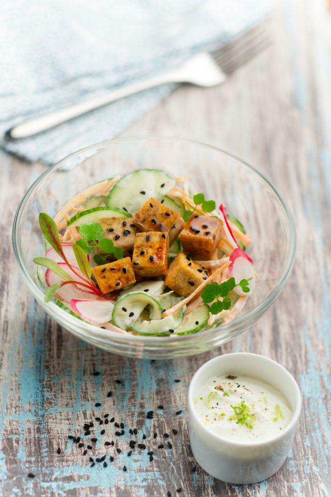 ElleVire-Salade-concombre-et-tofu