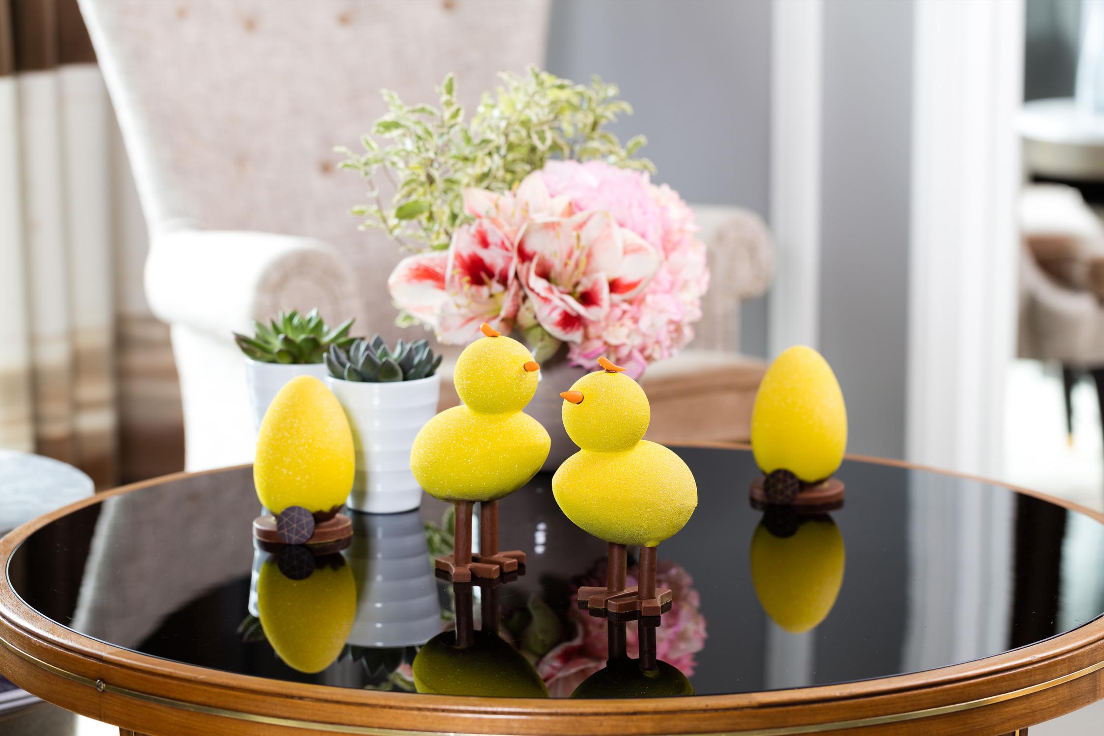 p ques 2017 les plus belles cr ations en chocolat d lices. Black Bedroom Furniture Sets. Home Design Ideas
