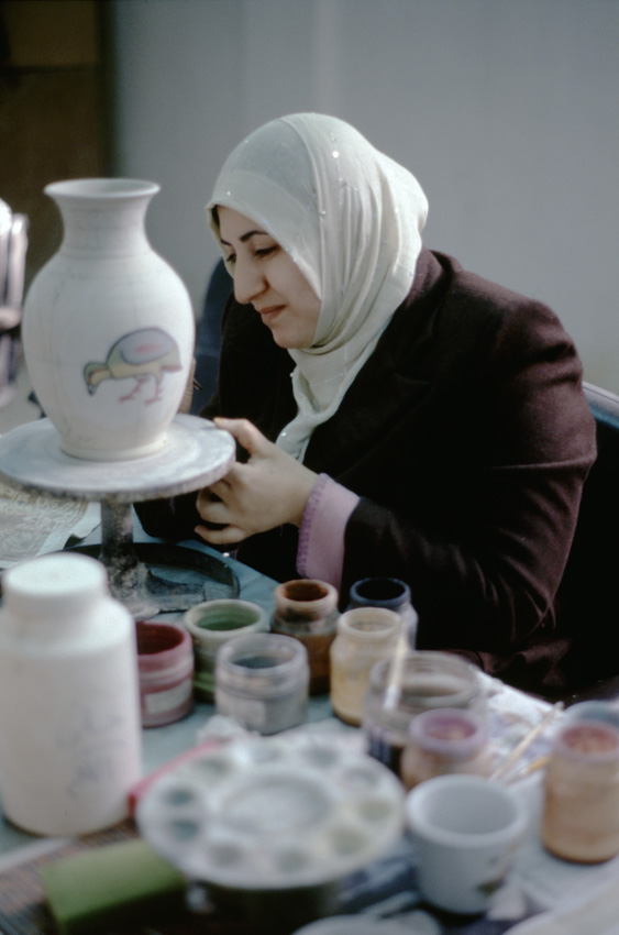 Jordanie. La fondation de la reine Nour Al-Hussein.