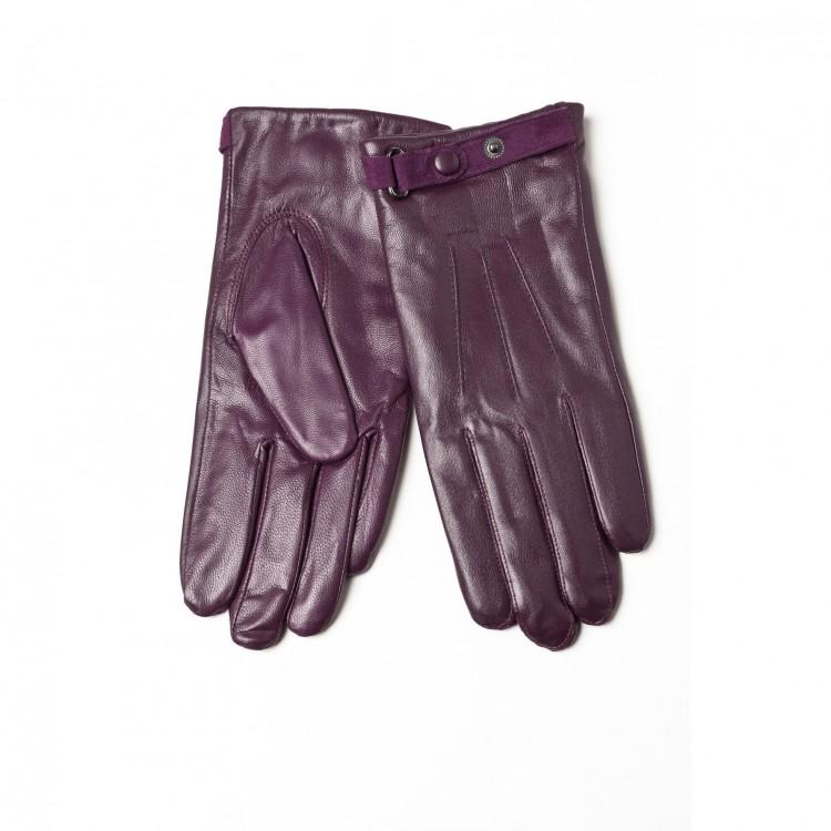 Gants en 100% cuir référence Very Beanie Glove A13, 54,95€. Vero Moda.