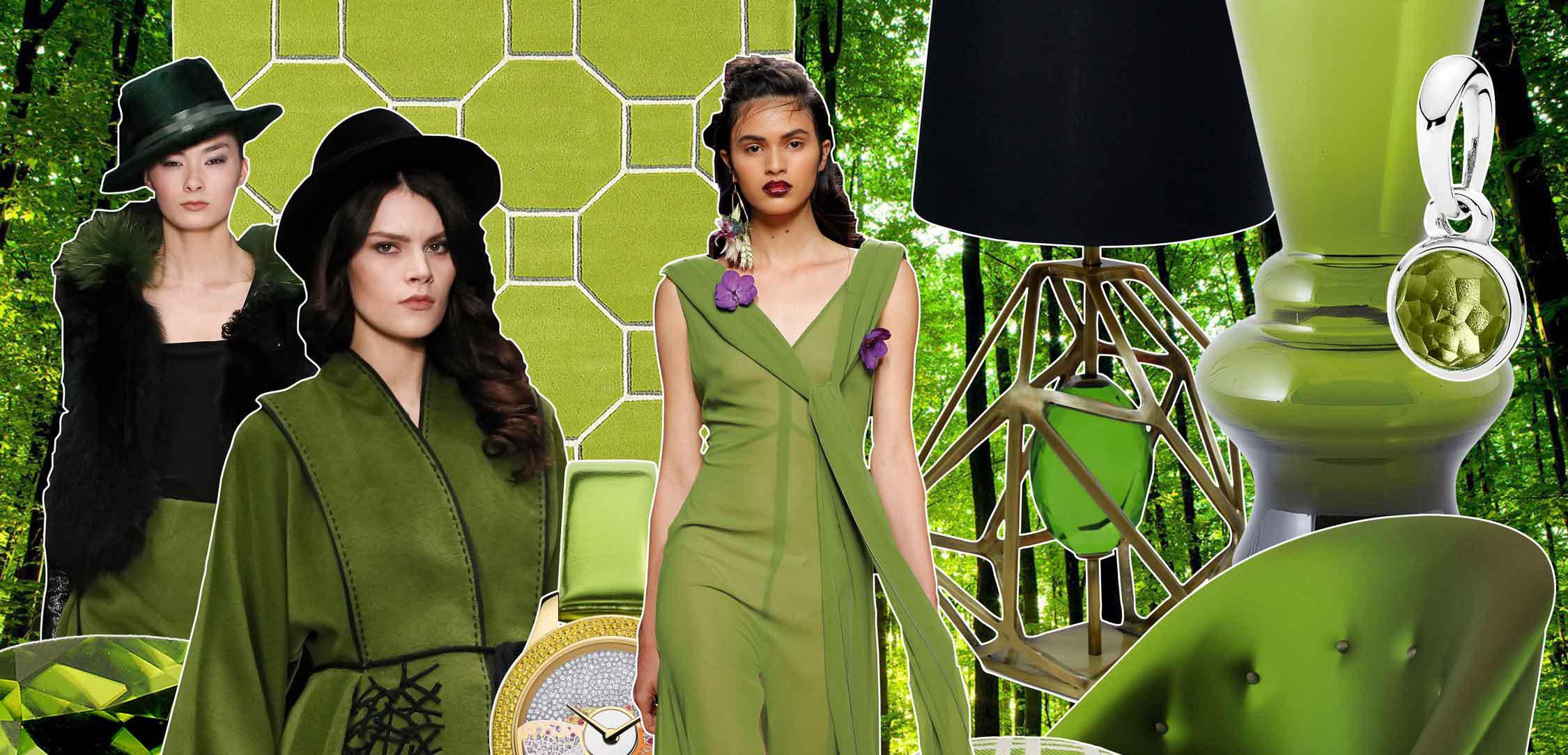 vert greenery couleur pantone de l 39 ann e 2017 d lices. Black Bedroom Furniture Sets. Home Design Ideas