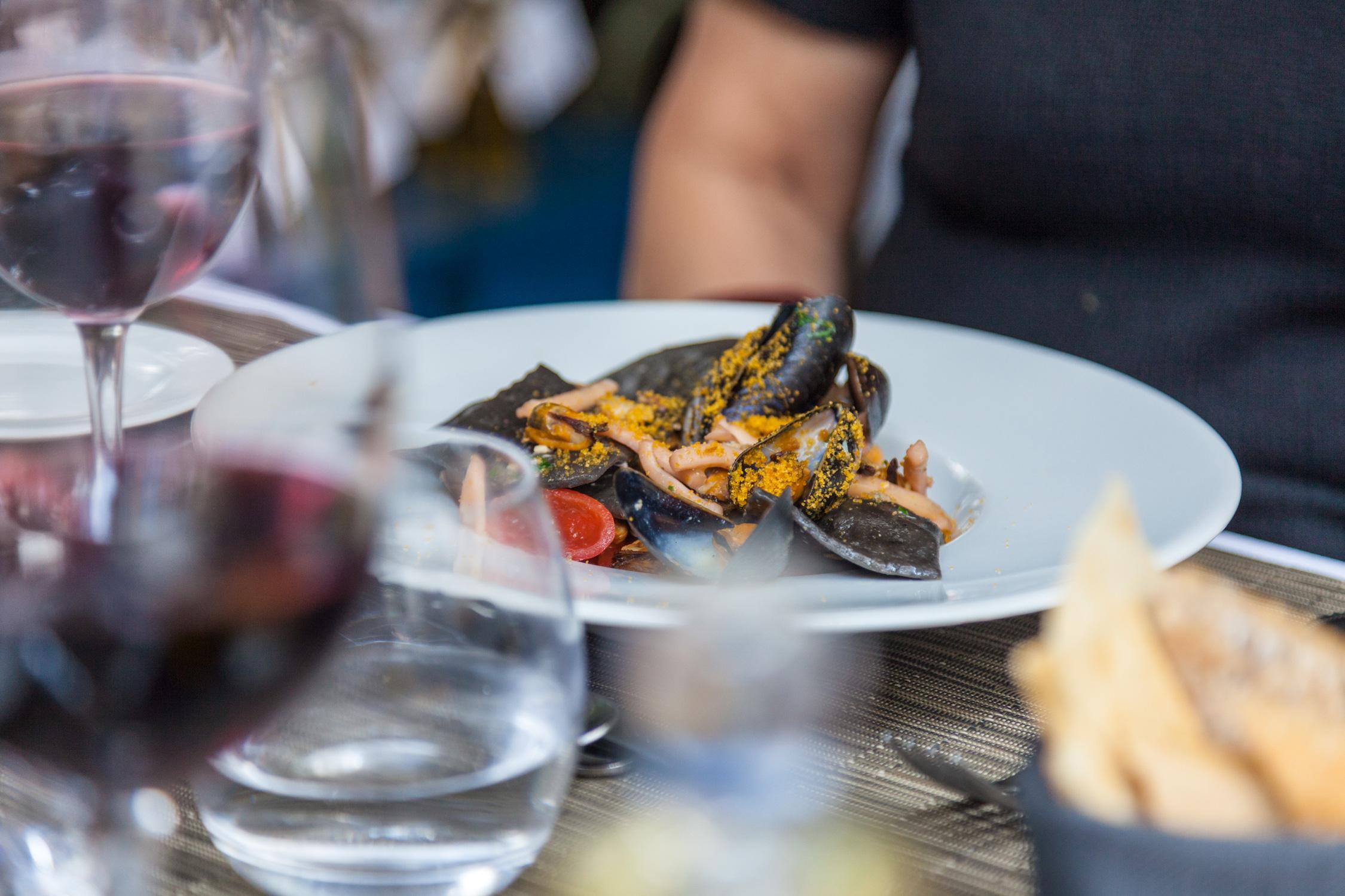 La table du huit nouveau chef nouvelle carte d lices - Restaurant la table des delices grignan ...